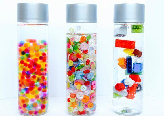 Жидкие сенсорные бутылки