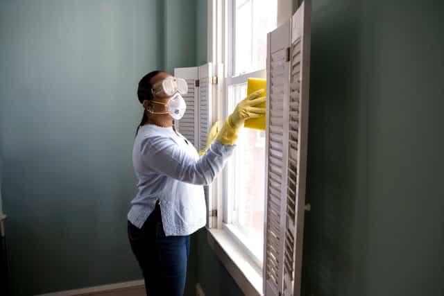 как защитить дом от коронавируса